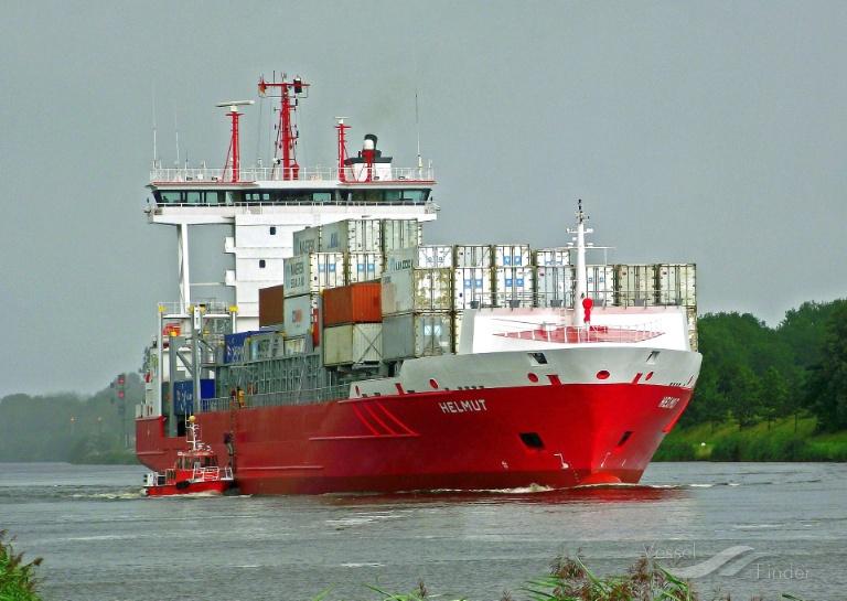 EMILY BORCHARD (MMSI: 255806016) ; Place: Kiel_Canal