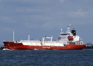 Photo of GAS ALICE ship