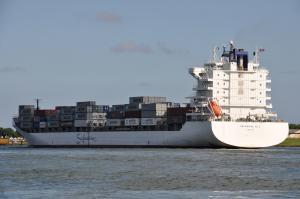 Photo of SAFMARINE NILE ship