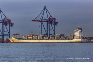 Photo of SAFMARINE NAKURU ship