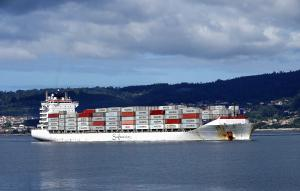 Photo of SAFMARINE NUBA ship