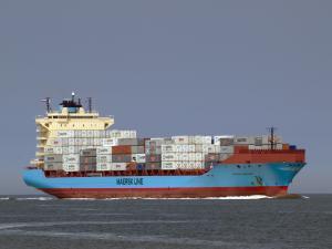 Photo of MAERSK NEWPORT ship