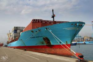 Photo of MAERSK NORFOLK ship