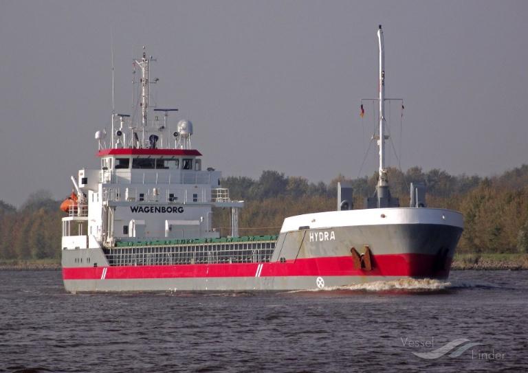HYDRA (MMSI: 244765000) ; Place: Kiel_Canal/ Germany