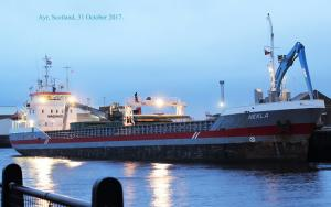 Photo of HEKLA ship