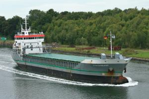 Photo of STROOMBANK ship