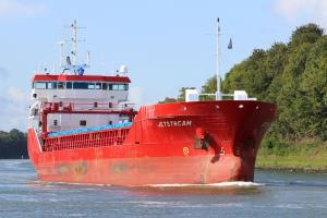 Photo of FRAKT VIK ship