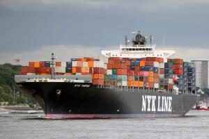 Photo of NYK THEMIS ship
