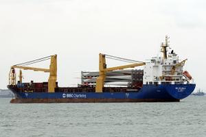 Photo of BBC DELAWARE ship
