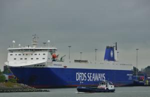 Photo of CORONA SEAWAYS ship