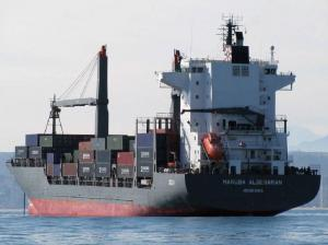 Photo of HANSA DRAKENBURG ship