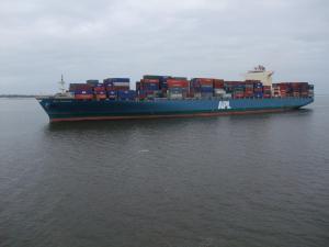 Photo of MOL COMFORT ship