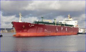 Photo of AL WUKIR ship