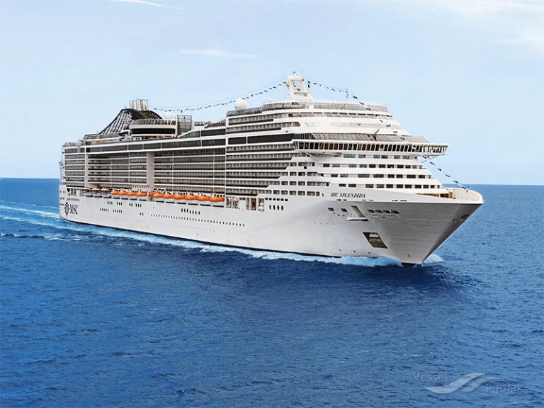 MSC SPLENDIDA photo