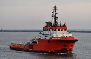 Photo of CENTRICA PRIDE ship