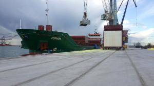 Photo of CORNION ship