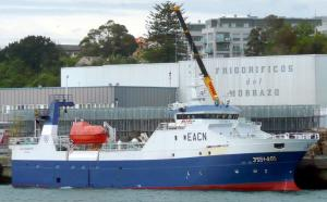 Photo of F/V EGUNABAR ship