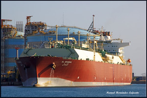 Photo of LNG/C AL SHAMAL ship