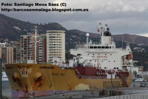 Photo of AMI ship