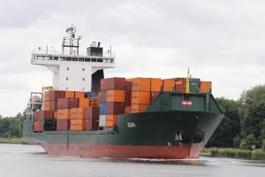 Photo of IDUNA ship
