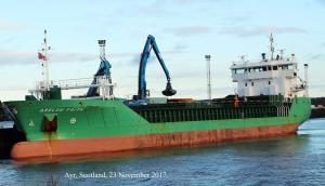 Photo of ARKLOW FAITH ship