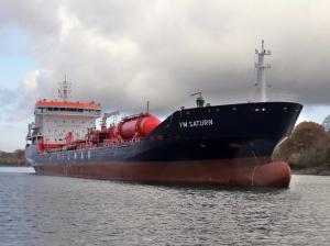 Photo of YM SATURN ship