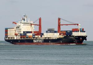 Photo of MARFRET GUYANE ship