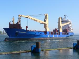 Photo of BBC SCANDINAVIA ship
