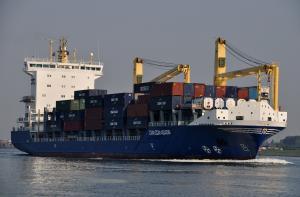 Photo of HOHEWEG ship
