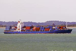 Photo of KOTA PURI ship
