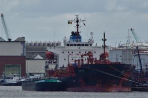 Photo of EBONY RAY ship