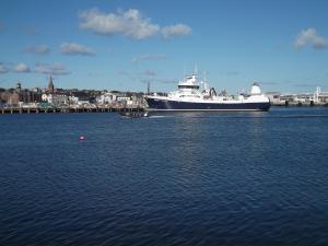 Photo of RONJA VIKING ship