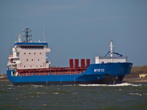 Photo of MYRTE ship