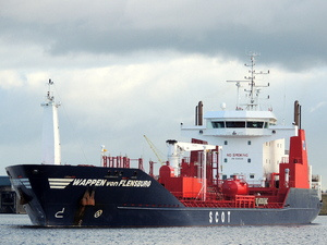 Photo of RHL FLENSBURG ship