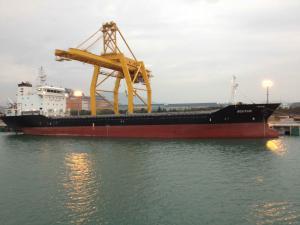 Photo of SCUTUM ship
