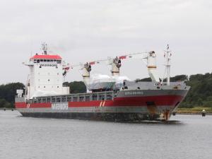 Photo of ESL AUSTRALIA ship
