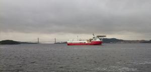 Photo of HUGIN EXPLORER ship
