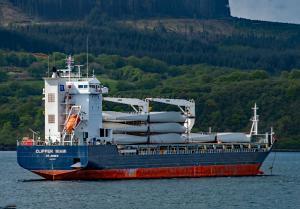 Photo of BBC ORINOCO ship