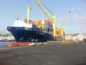 Photo of AS LAETITIA ship