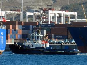 Photo of VB CIRES ship