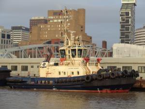 Photo of SVITZER WARDEN ship
