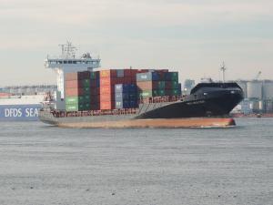 Photo of IRIS BOLTEN ship