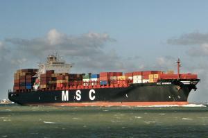 Photo of MSC BREMEN ship