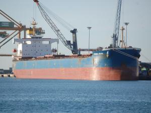 Photo of SONGA GRAIN ship