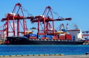 Photo of MV SINAR BANDA ship