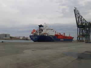 Photo of GASCHEM ARCTIC ship