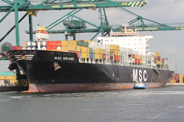 MSC ORIANE photo