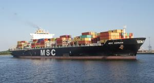 Photo of MSC SORAYA ship