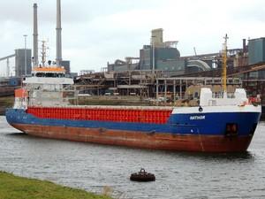 Photo of HATHOR ship