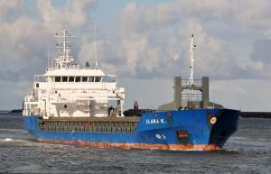 Photo of CLARA K ship